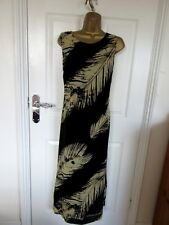 """FABULOUS  OCCASION DRESS BY PLATINUM UK-18 BUST 46"""" HIPS 48""""LENGTH 51"""""""