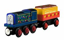 Thomas & Friends Wooden Railway Sidney's Holiday Special Light Cargo Kids Toy