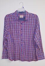 Vintage Italia c.1958 long sleeve button down shirt size 2xl