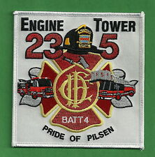 CHICAGO FIRE DEPARTMENT ENGINE 23 TOWER LADDER 5 COMPANY PATCH