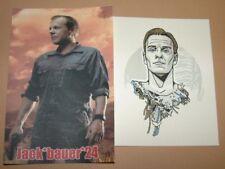 Tyler Stout Prometheus Alien David Movie Poster Print Handbill Art Pros Cons VII