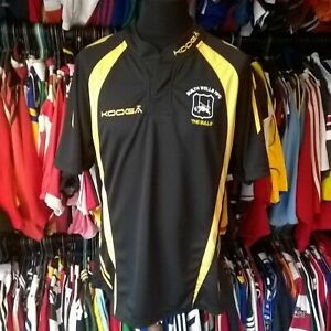BUILTH WELLS RFC HOME UNION RUGBY SHIRT KOOGA JERSEY SIZE ADULT XL
