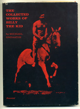 Michael ONDAATJE The Collected Works of Billy the Kid 1970 1st ed SCARCE HC w/DJ