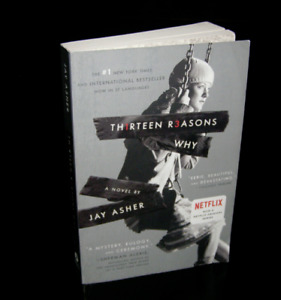 Thirteen (13) Reasons Why paperback book by Jay Asher FREE SHIPPING