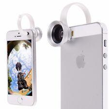 Wide-angle+Micro Macro Lens Detachable Camera Photo Zoom Lens For iPhone Samsung