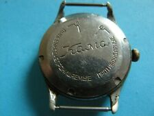 Mechanical wrist watch  Kama 17 jewels old Russian made, collectable value