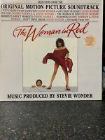 Stevie Wonder-The Woman In Red-LP-Vinyl-Record