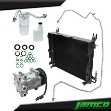 New A/C Compressor and Condenser AC Kit for 98-01 Dodge Ram 1500 2500 3500