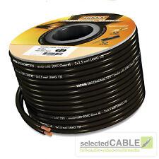 HICON Ergonomic 10m Lautsprecherkabel 2 x 2,5mm² OFC Speakercable | HIE-225-1000