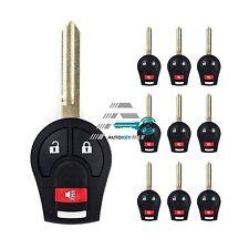 LOT OF 10 Remote Headed Car Key Fob Keyless Entry Ignition For CWTWB1U751