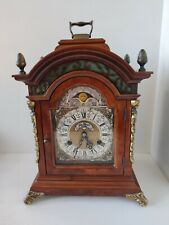 John Thomas London Warmink Vintage 1950s Moon Phase Table Clock Not Working