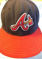 Atlanta Braves 59Fifty Authentic Collection Baseball Cap