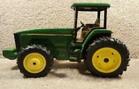 ERTL 1/16 Scale Diecast John Deere 8300 Tractor With Cab For Parts & Repair