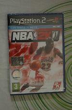 NBA 2K11 ps2 pal NUOVO