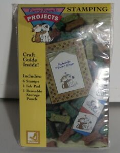 Stamping Project Package, Furry Friends Projects