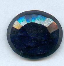 pierre précieuse Saphir 11 carats noir non traité