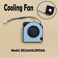 1PC Ventilador de refrigeración BC04505LMSOAA DC5V 0.40AMP para portátil AURAS