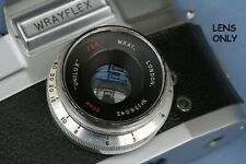 WRAY UNILUX 50mm f2.8 LENS for Wrayflex