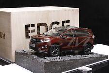 Diecast Car Model Ford Edge EDGE 1:18 (Red) + GIFT!!
