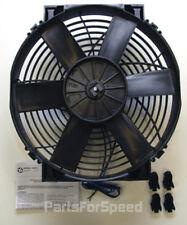 "Davies Craig 0107 14"" Performance Electric Pusher / Puller Radiator Cooling Fan"
