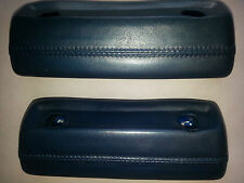 68 69 70 71 72 Dart Duster Demon Valiant BLACK Arm Rest Pads NEW!