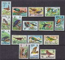 ST VINCENT 1970 BIRDS PICTORIAL SET, UNMOUNTED MINT, CAT £18+
