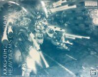 Bandai MG 1/100 Gundam Heavyarms Kai EW Japan Import