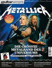 Metallica - Die Largest Metalband Des Universums - Riffs As Notes Tab Soundfile