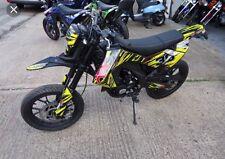 apollo orion rx50 2013 Onwards Decals Sticker Kit Yellow & Black
