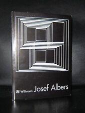 Josef Albers # 85 GEBURTSTAGES # 1971, mint, incl. original silkscreen