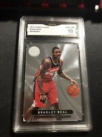 2012-13 Totally Certified #59 Bradley Beal Rookie RC Wizards GMA 10📈 PSA 10??