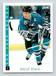 1993-94 Score American Hockey #1-495: $0.99 each (You Pick) Buy 1, Get 2 FREE!