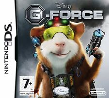 Disney G-force (Nintendo DS) NEW & Sealed