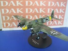 Die cast 1/72 Modellino Aereo Aircraft Henschel Hs 129B-1 Germany