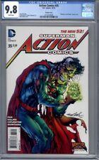 Action Comics #35  Neal Adams Variant  Zombie Superman 1st Print   CGC 9.8