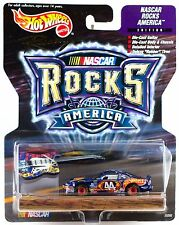 Hot Wheels Racing NASCAR Rocks America #44 Kyle Petty With Guitar New 1999