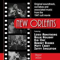 New Orleans - Original Soundtrack [CD]