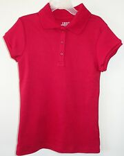 Brand New With Tags Izod Red Polo Top Girl's XL / 16