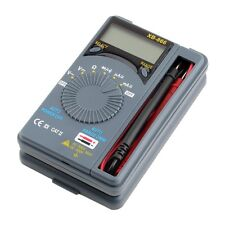 LCD Mini Auto Range AC/DC Pocket Digital Multimeter Voltmeter Tester Tool BE