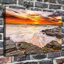 A sea of interesting Paintings HD Print on Canvas Home Decor Wall Art Pictures