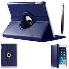 New iPad 360 Shockproof PU Leather Stand Case Cover For Apple iPad All Models