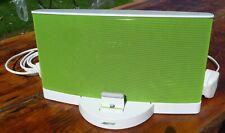 Bose SoundDock Series III-Green