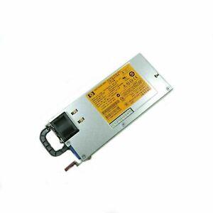 HP 591556-101 DPS-750UB 591554-001 599383-001 750W PLATINUM Power Supply -PD22B