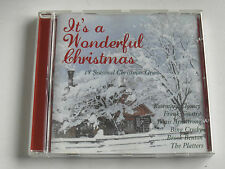 It's A Wonderful Christmas - Various Artists (CD Album) Used Very Good