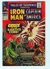 Tales of Suspense 87 7.0 FN/VF Iron Man Captain America Marvel Comics Rare