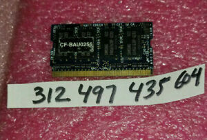256MB 2X16 PC2700 DDR 333 DDR1 333 172PIN NON-ECC MICRO-DIMM SINGLE RANK 16X16