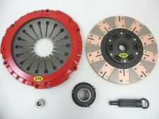 XTD STAGE 3 DUAL FRICTION RACE CLUTCH KIT CHEVY CAMARO Z28 FORMULA TRANS AM LT1