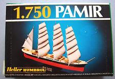 (PRL) MONTAGGIO MODELLINO MODEL KIT 1/750 HELLER  HUMBROL PAMIR MAQUETTE MODELL