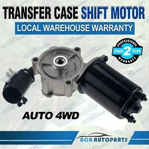 Fits Ford Ranger PJ PK TRANSFER CASE 4X4 SHIFT MOTOR Actuator AUTO Transmission