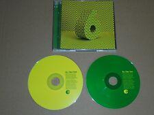 Six (Promo 2 x CD) Coldplay Moby Iggy Pop Kooks Turin Breaks Deep Dish Idlewild
